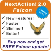 NextAction! 2.0 Falcon free update
