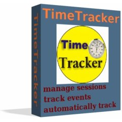 TimeTracker for BlackBerry Wireless Handheld