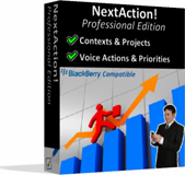 NextAction! for BlackBerry Overview